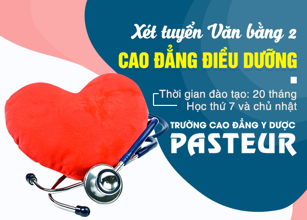 Văn bằng 2 Cao đẳng Điều dưỡng tại Hà Nội