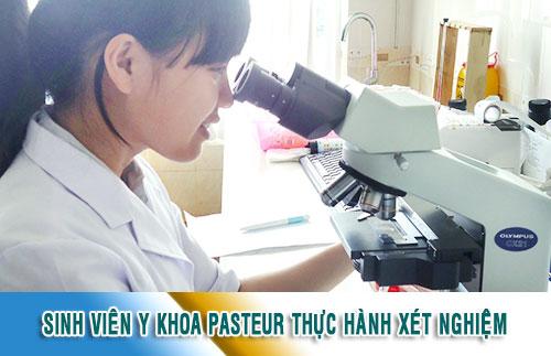 Ngành Xét nghiệm có vai trò quan trọng trong hệ thống ngành Y tế