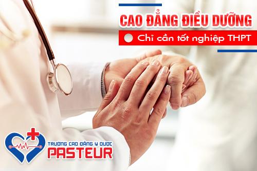 xét tuyển Cao đẳng Điều dưỡng Hà Nội – Trường Cao đẳng Y Dược Pasteur