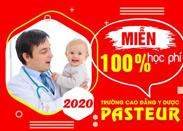 Xét tuyển Cao đẳng Hộ sinh Hà Nội miễn 100% học phí năm 2020
