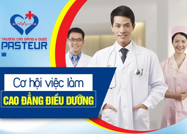 Ngành Điều dưỡng ở Việt Nam có dễ xin việc không?