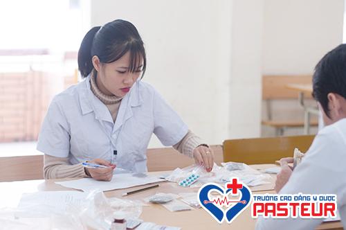 Chương trình đào tạo Dược sĩ chuyên nghiệp tại Trường Cao đẳng Y Dược Pasteur