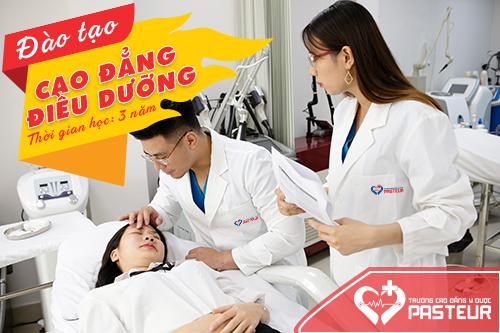 Xét tuyển Cao đẳng Điều dưỡng Hà Nội năm 2019 học phí tiết kiệm