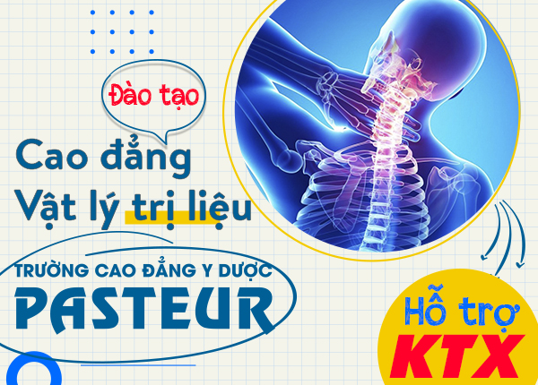 Đào tạo Kỹ thuật viên Vật lý trị liệu và PHCN