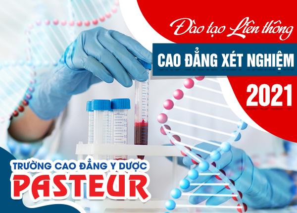 Đào tạo liên thông Cao đẳng Xét nghiệm tại Hà Nội