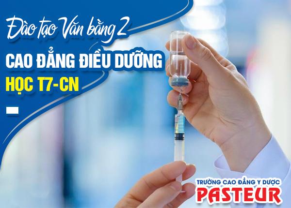 Địa chỉ nộp hồ sơ tuyển sinh văn bằng 2 Cao đẳng Điều dưỡng tại Hà Nội 2019