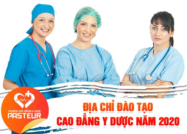 Địa chỉ các trường Cao đẳng Y ở Hà Nội uy tín nhất