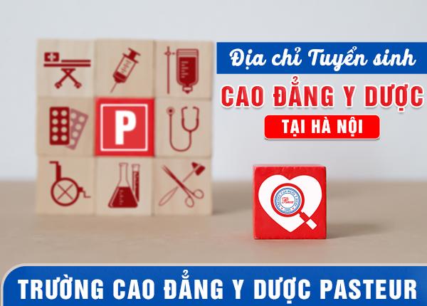 Địa chỉ trường Cao đẳng Y Dược chính quy ở Cầu Giấy, Hà Nội
