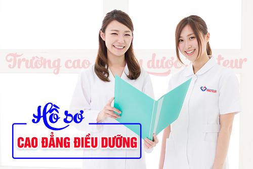 Hồ sơ xét tuyển Cao đẳng Điều dưỡng năm 2019