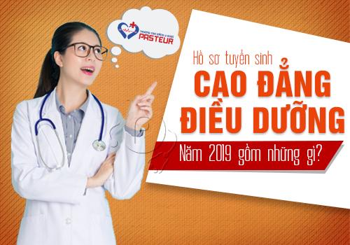Hồ sơ xét tuyển Cao đẳng Điều dưỡng Hà Nội năm 2019