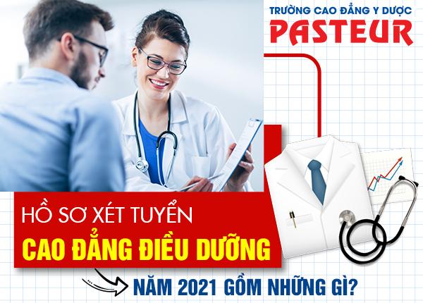 Hồ sơ xét tuyển Cao đẳng Điều dưỡng Hà Nội năm 2021
