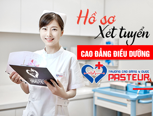 Hồ sơ xét tuyển Cao đẳng Điều dưỡng Hà Nội năm 2019.