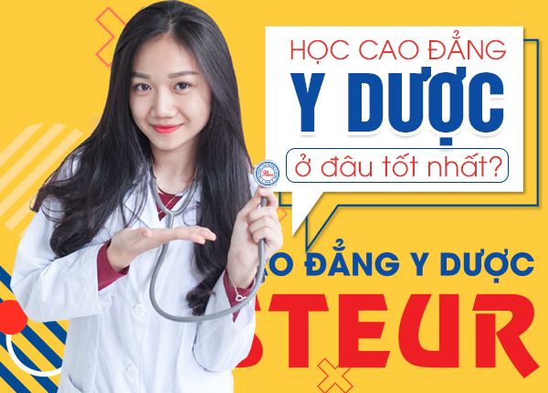 Học Cao đẳng Y Dược ở đâu có chất lượng đào tạo tốt tại Hà Nội?
