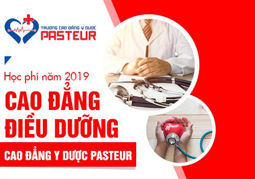 Thời gian học Cao đẳng Điều dưỡng tại Trường Cao đẳng Y Dược Pasteur