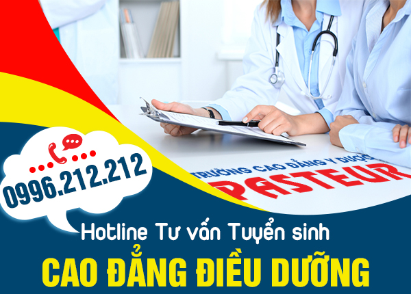 Tuyển sinh lớp Cao đẳng Điều dưỡng học Thứ 7 Chủ nhật tại Hà Nội 2020