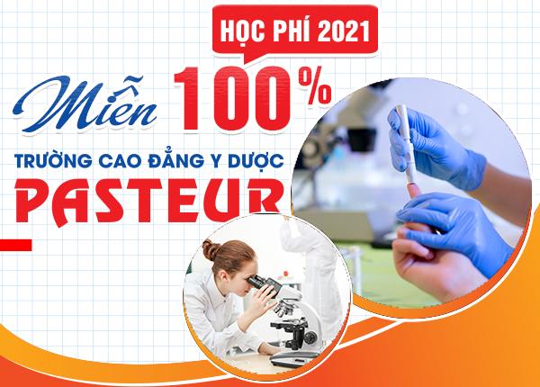 Nhập học online Cao đẳng Xét nghiệm Hà Nội miễn 100% học phí 2021