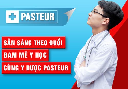 Theo đuổi đam mê cùng Trường Cao đẳng Y Dược Pasteur