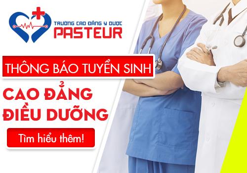 Hướng dẫn hồ sơ tuyển sinh Cao đẳng Điều dưỡng Hà Nội năm 2019