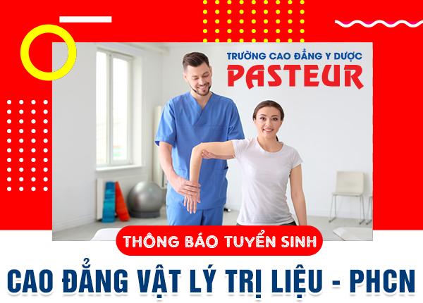 Học phí Cao đẳng Vật lý trị liệu Hà Nội bao nhiêu một kỳ?