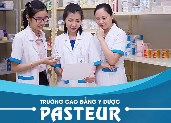 Trường Cao đẩng Y Dược Pasteur tuyển sinh 2019