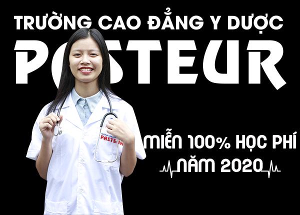 Tuyển sinh Cao đẳng Xét nghiệm Hà Nội miễn 100% học phí năm 2020