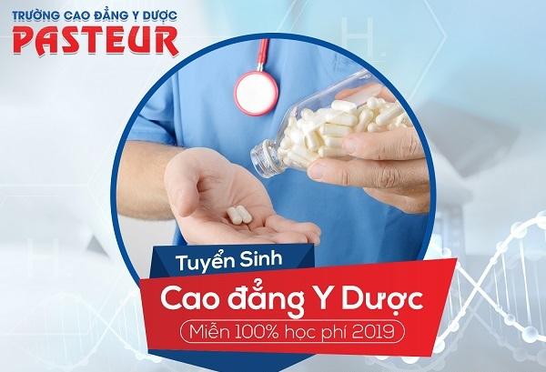Thi khối D có được theo học Trường Cao đẳng Y Dược Pasteur