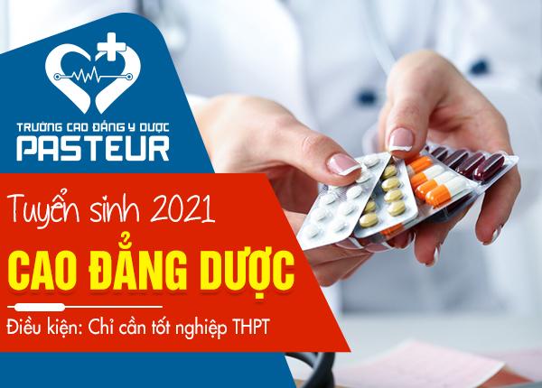 Thời gian xét tuyển Cao đẳng Dược tại Hà Nội năm 2021
