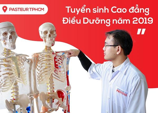 Thông tin tuyển sinh mã ngành Cao đẳng Điều dưỡng Hà Nội năm 2019