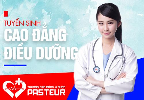 xét tuyển Cao đẳng Dược Hà Nội – Trường Cao đẳng Y Dược Pasteur