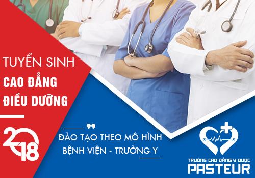 Chương trình đào tạo Cao đẳng Điều dưỡng mô hình Bệnh viện - Trường Y