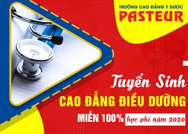 Cao đẳng Điều dưỡng Hà Nội miễn 100% học phí năm 2020