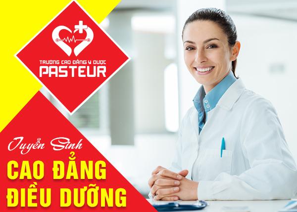 Học Cao đẳng Điều dưỡng Pasteur Hà Nội có tốt không?