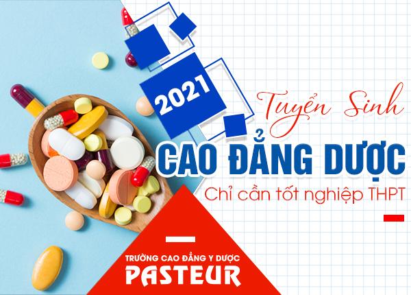 Tuyển sinh Cao đẳng Dược tại Hà Nội năm 2021