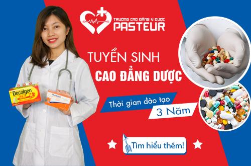 Học Cao đẳng Dược Pasteur có dễ xin việc hay không?
