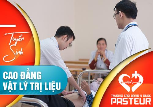 Học phí liên thông Cao đẳng Vật lý trị liệu và PHCN tại Hà Nội năm 2018