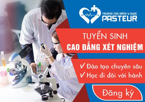 Đào tạo Cao đẳng Kỹ thuật Xét nghiệm Y học tại Hà Nội