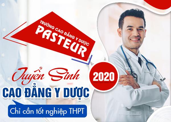 Hướng dẫn cách đăng ký xét tuyển Cao đẳng Y Dược Pasteur Hà Nội chi tiết