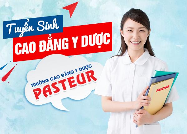 Cao đẳng Y Dược Pasteur Hà Nội xét học bạ năm 2020