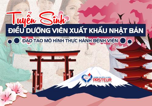 Học Văn bằng 2 Cao đẳng Điều dưỡng ở Việt Nam, cơ hội việc làm tại Nhật Bản