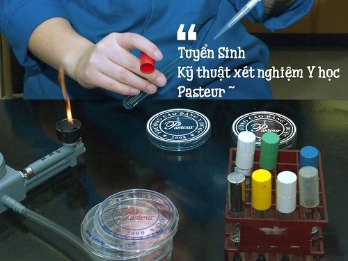 Tuyển sinh ngành Kỹ thuật Xét nghiệm Y học