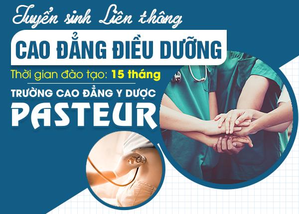 Học phí liên thông Cao đẳng Điều dưỡng Hà Nội năm 2021