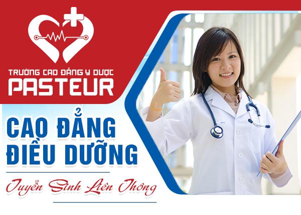 Địa chỉ học liên thông Cao đẳng Điều dưỡng tại Hà Nội