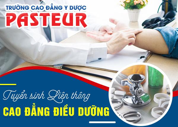 Tuyển sinh liên thông Cao đẳng Điều dưỡng Hà Nội năm 2021