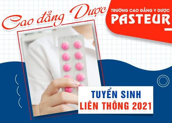 Xét tuyển liên thông Cao đẳng Dược tháng 10/2021 học tại Hà Nội