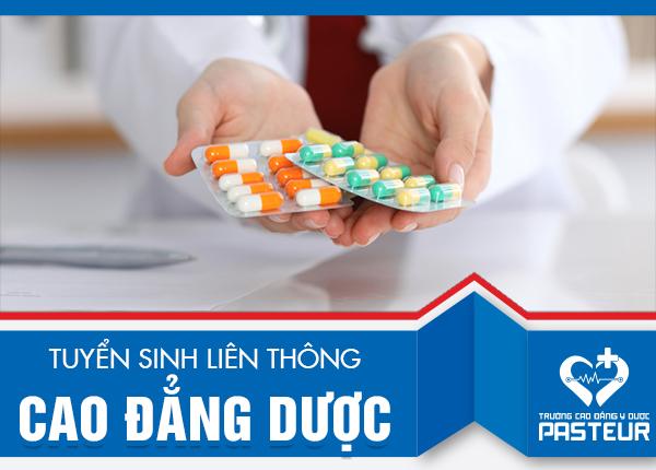 Tuyển sinh liên thông Cao đẳng Dược tại Hà Nội