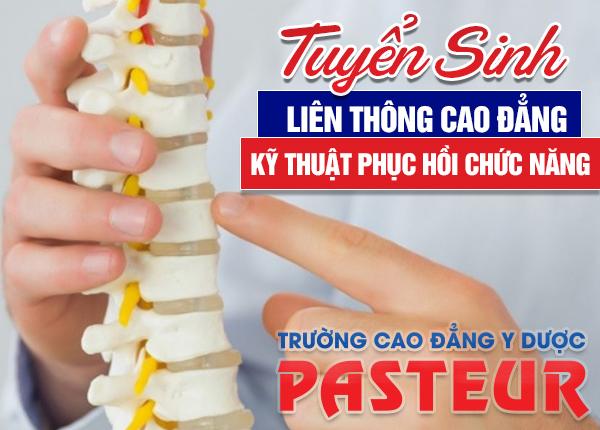 Liên thông Cao đẳng Vật lý trị liệu có lớp cuối tuần ở Hà Nội không?