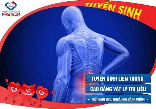Học Liên thông Vật lý trị liệu phục hồi chức năng ở đâu tại Hà Nội?