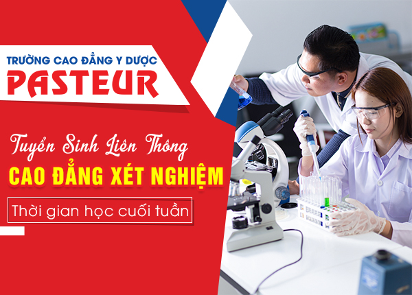 Khai giảng lớp liên thông Cao đẳng Xét nghiệm Hà Nội tháng 2/2021