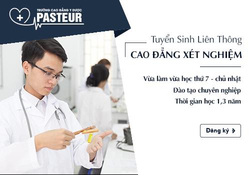 Tuyển sinh liên thông Cao đẳng Kỹ thuật Xét nghiệm Y học năm 2018