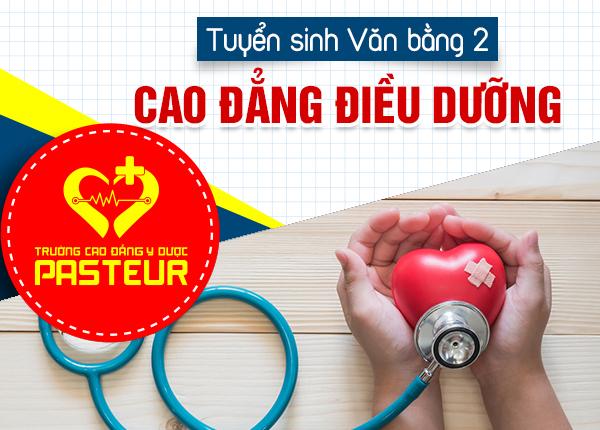 Tuyển sinh lớp văn bằng 2 Cao đẳng Điều dưỡng Hà Nội tháng 2/2021